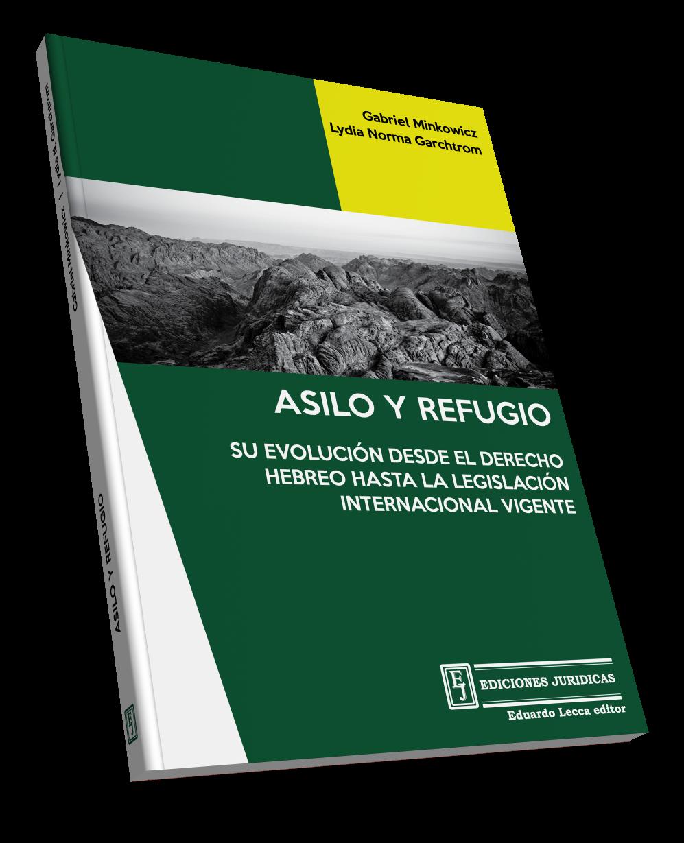 Ediciones jur dicas novedades - Oficina de asilo y refugio ...